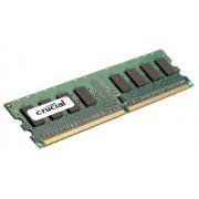 Crucial 4GB DDR2 RDIMM 4GB DDR2 667MHz Data Integrity Check (verifica integrità dati) memoria