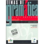 Temas De Gramatica by Concha Moreno Garcia