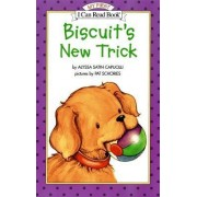 Biscuit's New Trick by Alyssa Satin Capucilli