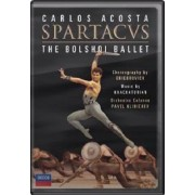 Carlos Acosta, Bolshoi Ballet, L'orchestre Colonne - Khachaturian: Spartacus (DVD)