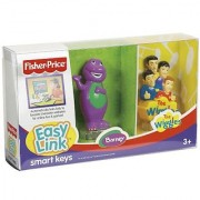 Easy Link Smart Keys - The Wiggles and Barney