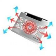 "THERMALTAKE WaveX 13"" Notebook Cooler and Ergonomical Pad"