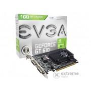 Placa video EVGA nVidia GT 610 1GB DDR3 - 01G-P3-2615-KR