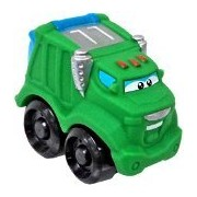 Tonka Chuck & Friends Classic Vehicle Rowdy The Garbage Truck Camión de Juguete