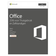 Microsoft Office voor Mac 2016 Thuisgebruik& Zelfstandigen 1Mac