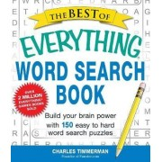 The Best of Everything Word Search Book by Charles Timmerman