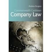 Commonwealth Caribbean Company Law by Andrew Burgess