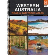 Wegenatlas - Atlas West Australia - Road & 4WD Track Atlas Australie | Hema Maps