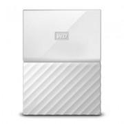 WD Dysk zewnętrzny WD My Passport 1TB Biały WDBYNN0010BWT-WESN