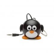 Boxa portabila KitSound Mini Buddy Penguin 2W black
