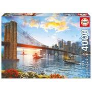 Educa 16782 - Puzzle 4000 Brooklyn Bridge