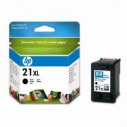 HP Cartus inkjet original, negru, capacitate mare hp 21 xl (c9351ce)