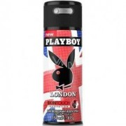 London SkinTouch For Him Deo Spray 150ml - Playboy