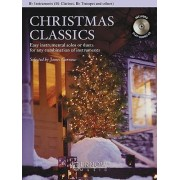 Christmas Classics - Easy Instrumental Solos or Duets for Any Combination of Instruments by Hal Leonard Corp