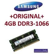 Samsung m471b5273ch0 CF8 4 GB DDR3 - 1066 (1066MHz, 204 pin, CL7, PC3 - 8500, SO-DIMM)