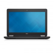 "Notebook Dell Latitude E5250, 12.5"" Intel Core i3-4030U, RAM 4GB, HDD 500GB, Windows 7 Pro, Negru"