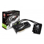 Micro-Star International Msi GeForce Gtx 1080 Sea Hawk X 8GB GDDR5X Dual-Link Dvi-D Hdmi 3x Dis