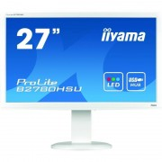 Monitor LED Iiyama ProLite B2780HSU-W1 27 inch 1ms White