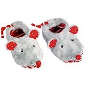 Baby Charms Mouse - Scarpe con tappo Manopole, modello # 11739