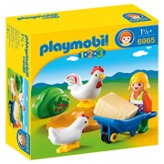 Peasant Woman with Chicken - Playmobil 1 2 3