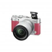 Fujifilm X-A3 Mirrorless Camera XC16-50mm F3.5-5.6 II Lens Kit - Pink