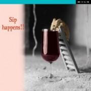 Sip happens!! - M.I.L.K.