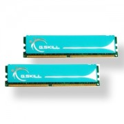 Memorie G.Skill PK Series 4GB (2x2GB) DDR2 PC2-6400 CL4 1.8~2.0V 800MHz Dual Channel Kit, F2-6400CL4D-4GBPK