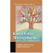 Manager's Pocket Guide to Knowledge Management by Kathleen Foley Curley
