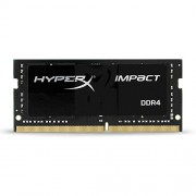 Kingston Technology HyperX Impact 8GB 2400MHz DDR4 CL14 SODIMM Laptop Memory HX424S14IB 8