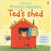 Ted's Shed Phonics Reader by Phil Roxbee Cox