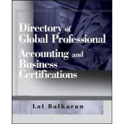 Directory of Global Professional Accounting and Business Certifications by BALKARAN