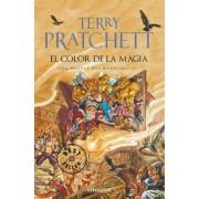 El color de la magia / The Colour of Magic by Terry Pratchett