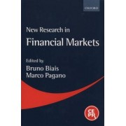 New Research in Financial Markets by Bruno Biais