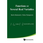 Functions Of Several Real Variables by Fotios C. Paliogiannis