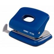 Perforator 20 coli, RAPID FC20 - albastru