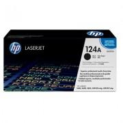 HP 124A Laserjet Black Print Cartridge