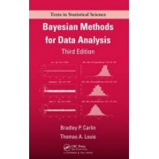 Bayesian Methods for Data Analysis by Bradley P. Carlin
