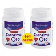 Bio-Synergie Coenzima Q10 30 capsule 1+1 Gratis