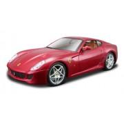 Maisto - Kit modelo línea de montaje Ferrari 599 GTB Fiorano Panamerican 20.000, escala 1:24 (39274)