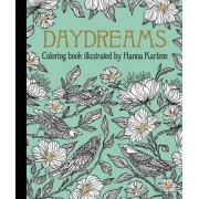 Daydreams Coloring Book by Hanna Karlzon