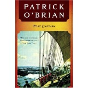 The Post Captain by Patrick O'Brian