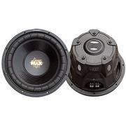 Lanzar MAXP84 Max Pro 8-Inch 800 Watt Small Enclosure 4 Ohm Subwoofer