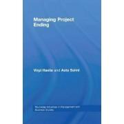 Managing Project Ending by Virpi Havila