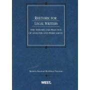 Rhetoric for Legal Writers by Kristen Robbins-Tiscione