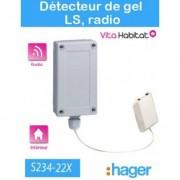 HAGER Détecteur de gel - Logisty Hager - S234-22X
