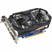 Placa video Gigabyte GeForce GTX 750 OC WindForce 2X 2GB DDR5 128bit