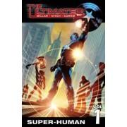 Ultimates Vol.1: Super-human by Mark Millar