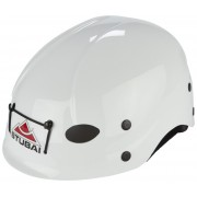 Stubai Fuse Light - Casco de escalada - blanco Cascos de escalada