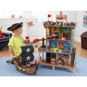 Pirate's Cove Play Set - Set joaca Pirat
