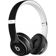 Casti Beats Solo2 Luxe Edition Black